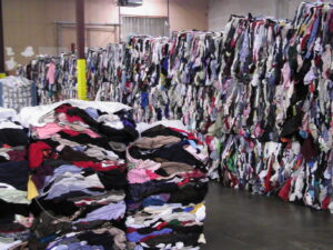 World Wear Project, we all have an impact on textile waste